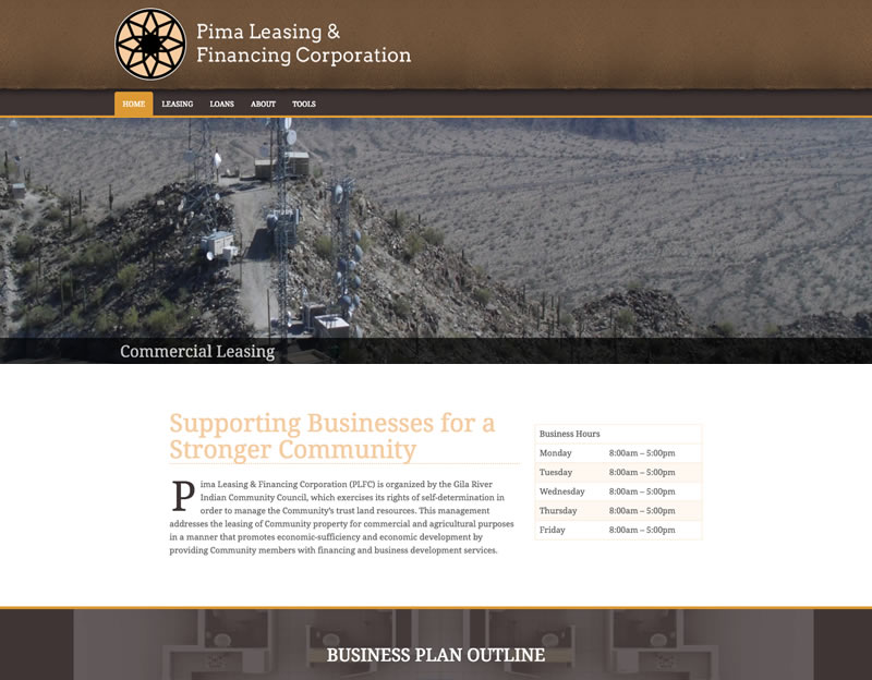 Pima Leasing & Financing Corporation